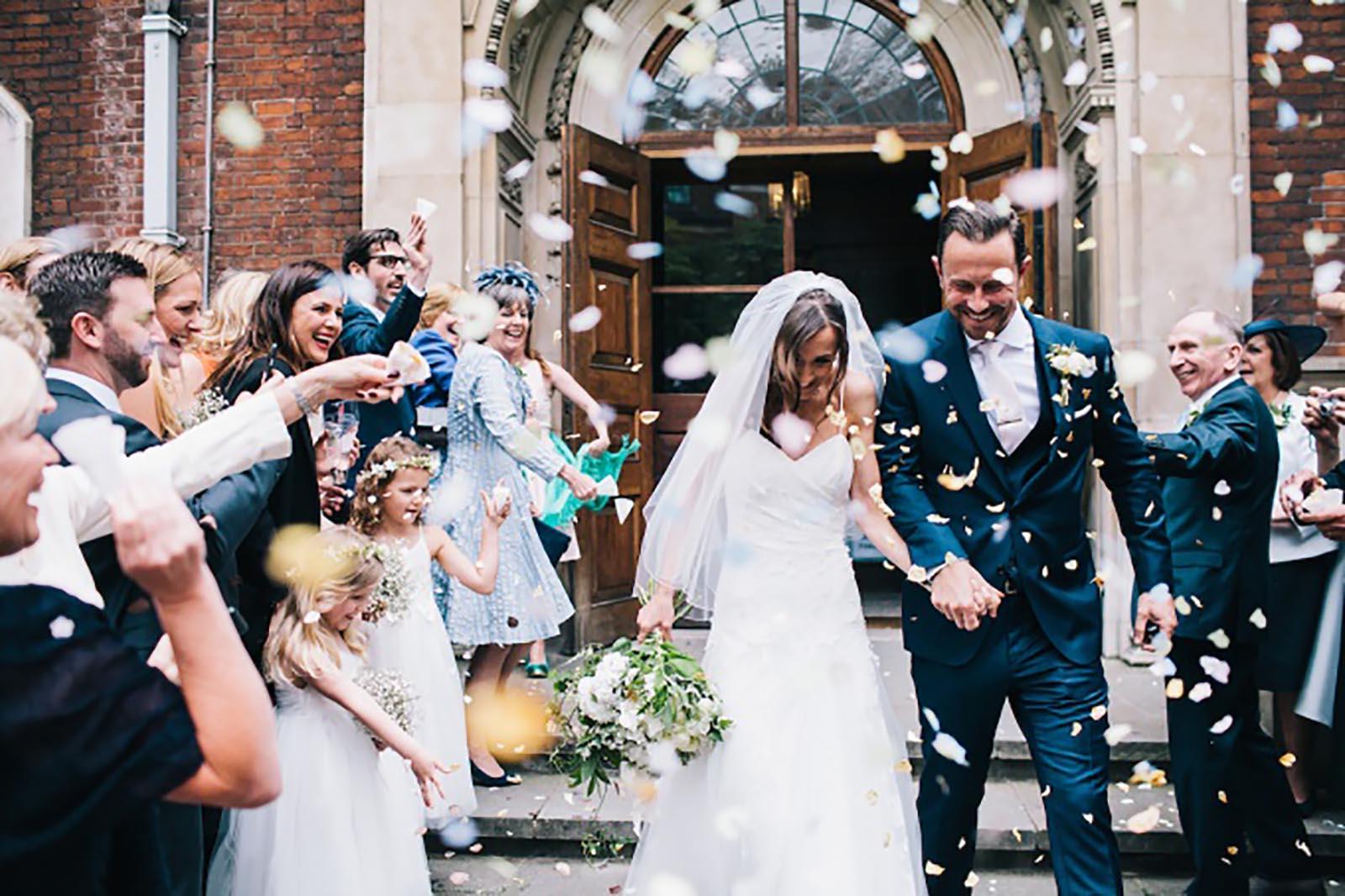 St Botolph Weddings
