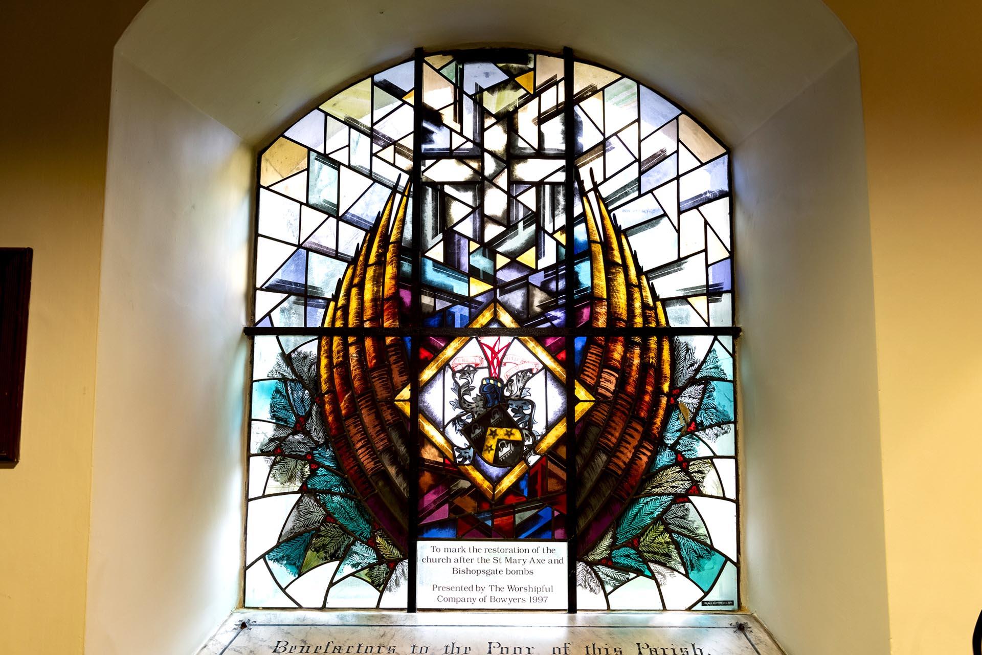 St Botolph without Bishopsgate church, London